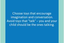 Play Tips / These PCHP recommended play tips can help enhance the learning opportunities (and fun!) through play.