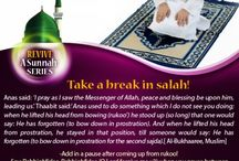 Sunnah of the prophet s.c.w