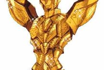 Cavalieri Dello Zodiaco, Cavalieri D'Oro