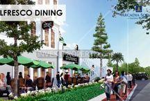 Arcadia Square Gading Serpong / Arcadia Square Gading Serpong adalah ruko lifestyle terbaru Paramount Land