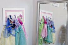 lustro w pokoju dziecka