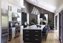 galley kitchens/cool baths
