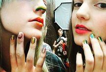 Punk Rock Makeup Style
