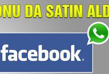 Facebook WhatsApp ı da aldı