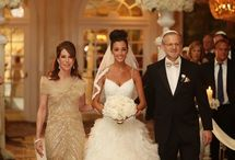 Black Tie Glam Wedding