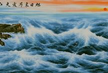 Chinese Sea  Paintings / Chinese Sea  Paintings from CNArtGallery.com http://www.cnartgallery.com/62-chinese-sea-paintings