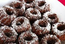 Mini Schokoladen Guglhupf