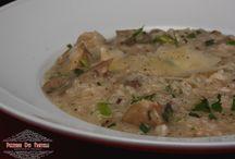 Risotto / Classic Italian Risotto Dishes