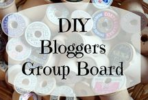 DIY Bloggers Group Board / A place for DIY Bloggers to pin their best content! Pin must link back to original content. No more than 6 pins per day. Please pin ONLY DIY Content & Tutorials. To be added as a contributor follow board and comment on the cover photo pin. XOXO, Idyllwild / by Idyllwild Designs