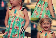 Little Miss E. / by Myrna Reed