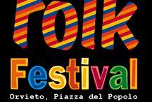 Umbria Folk Festival / Gruppo vetrya sponsor ufficiale per l'innovazione di Umbria Folk Festival, Stagione teatrale del Teatro Mancinelli di Orvieto e Umbria Jazz Winter