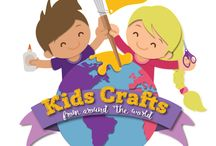 Kids crafts / Easy kids crafts and activities.