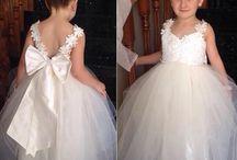 Flower Girl Gowns
