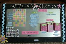 Kids Chore Charts / by Diane Cooley