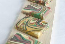 Soap ideas / Different soap ideas
