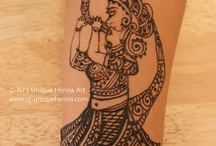 Henna love / by Carrie Kaabachi