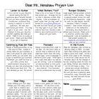 Dear Mr. Henshaw / by Lisa Sisson