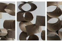 Wc-papír gurigából / Toilet roll crafts