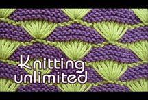 pletenie, vzory