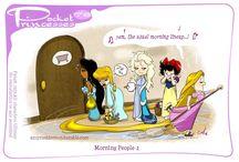 Pocket princess