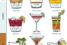 Drink Menu / by Rachelle Bishop