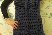 Crochet Swim Wear and Beach Wear