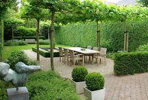 Droomhuis inspiratie - Tuin