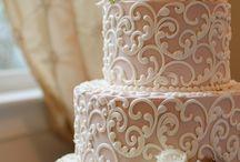 Wedding Cake Designs & Ideas