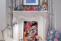 kids room / by Kathleen Frances