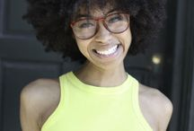 Natural Hair Inspriration / Natural hair hairstyles, tips, tricks and techniques. / by Amiyrah @ 4 Hats and Frugal