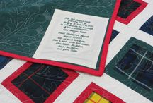 Memory quilts !