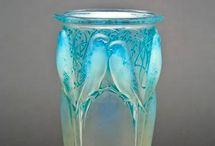 Lalique glass, jewelry, etc