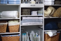 UTILITY CLOSETS :: tF / Utility closets are used to hold your practical day-to-day appliances and supplies. Thanks to a generous amount of shelving, you can store all of your household items in a neat and organized way.