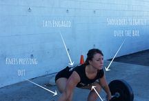 olympic lifting