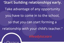 Ready To Learn 2014 / Tips on supporting your child transition from preschool to kindergarten.