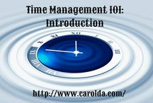 Time Management / My favorite time management tips
