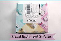 L'Oreal Hydra Total Skincare