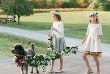 Leashes for wedding