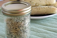 Homemade Seasonings and Spices