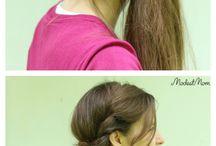 hair for wedd