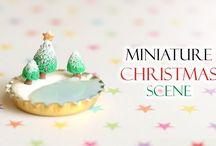TUTORIALS MINI CHRISTMAS