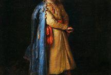 Caspar Netscher (1639-1684) / Dutch Art.