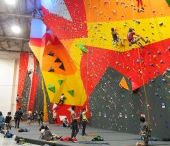 Mission Cliffs / Mission Cliffs is a Touchstone Climbing gym located in the heart of the Mission District in San Francisco.