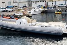 2005 SACS Marine Stratos 12 RIB 'GALAXIE' for sale