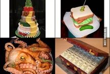 FUN CAKES FOR ALL AGES