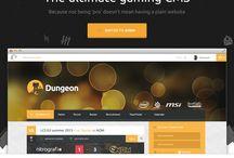 Website designs / Curious website designs