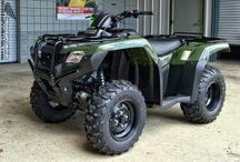 2016 Honda Rancher 420 ATV Review / Specs - FourTrax 4x4 Four Wheeler TRX420
