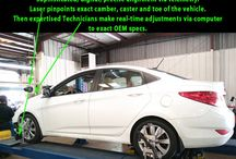 Hyundai Repair and Hyundai Service in Pensacola, FL / Bobby Likis Car Clinic / PreRepair® Repair & Service Shop in Pensacola can service & repair your Hyundai using skill, knowledge, experience & tools of an ASE-Certified Technician. 850-477-9480 || www.CarClinicService.com