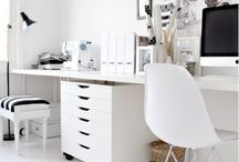 Office Designs / work space / by Susana T