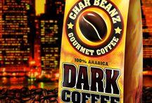 CharBeanz Dark Coffee / CharBeanz Dark Coffee - Full City Roast